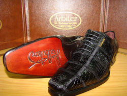 sku-00067-model 2543-genuine alligator-blk-r700000